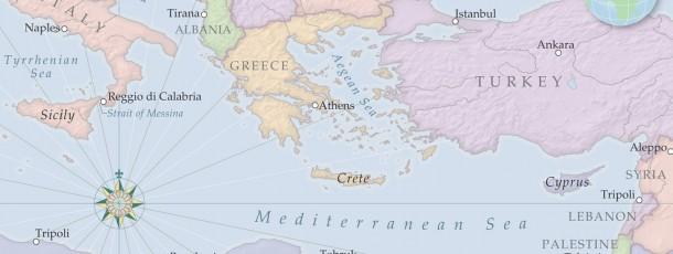Mediterranean 1944