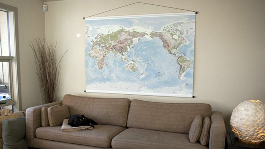 Canvas world map demap canvas world map sciox Gallery