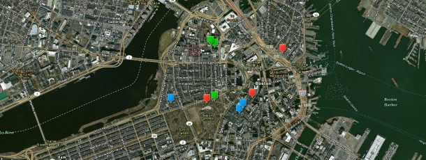 Online Hybrid Map